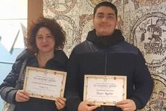 """Biagio Nagliero premiato al concorso """"Le nostre sfide"""""""