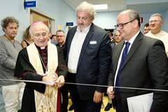 """Inaugurato l' Hospice """"Karol Wojtyla"""", struttura di accoglienza e ricovero"""