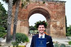 Laurea on line per Antonio Di Molfetta