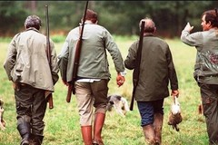 A caccia senza licenza