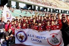 L'ASD Liberty Canosa riconosciuta scuola calcio dalla FIGC