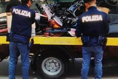 Furti d'auto : fermati 3 cittadini extracomunitari