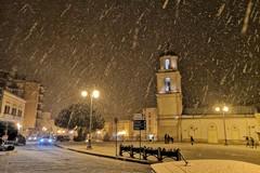 Maltempo: Buran porta la neve a San Valentino