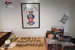 Capodanno: Arresti e sequestri di fuochi di artificio illegali
