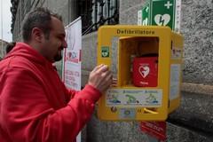 Un defibrillatore al  Museo Archeologico Nazionale di Canosa