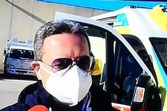 Covid: il medico canosino Donatello Iacobone tra i primi a vaccinarsi