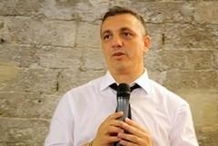 Videomessaggio Auguri Natale 2013 Presidente della Provincia Bat Francesco Ventola