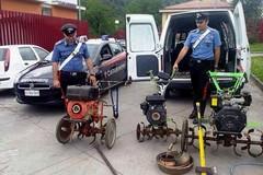 Non si fermano furti di mezzi e attrezzature in campagna