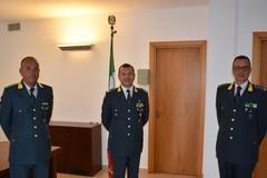 Il Colonnello Mattiace è il nuovo comandante del Gruppo G.di F. Barletta