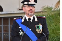 """Il Generale di Brigata Stefano Spagnol al Comando della Legione Carabinieri """"Puglia"""""""