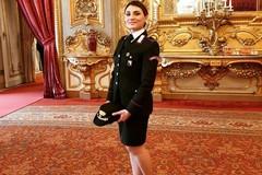 Il Maresciallo Anna Maria Iacobone ospite al Quirinale