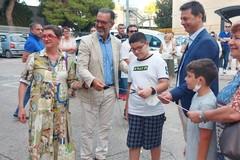 Un messaggio di Pace con la street art di Piskv