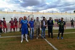 """Stadio """"San Sabino"""": Inaugurato il terreno di gioco"""