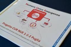 Puglia : Verso il numero unico europeo di emergenza 112