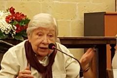 Addio alla partigiana Lidia Menapace