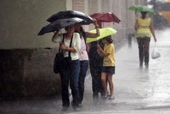 Allerta meteo gialla per pioggia in arrivo