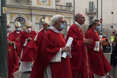L'ordinazione episcopale di Mons. Giovanni Massaro