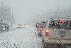 Previsioni meteo: piogge in arrivo