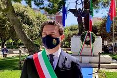 Il 76° anniversario della Liberazione dell'Italia in forma ridotta