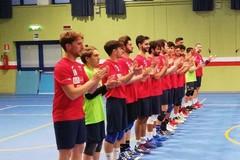 Prima vittoria per  l'Orthrus Canosa-Manzoni Volley