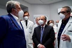 Ospedale Bonomo: inaugurato il secondo angiografo e tac