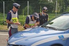 Predoni dell' autogrill:due georgiani arrestati