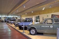 Il Museo delle Auto della Polizia di Stato ha riaperto ai visitatori