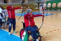Bronzo per Mimmo Porro al Campionato Italiano Indoor Para-Archery