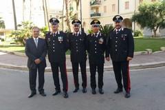 Festa dell'Arma dei Carabinieri, premiato anche un canosino
