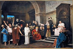 Il processo a Gesù: Analisi storico giuridica delle fasi processuali