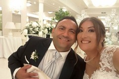 Passa la sposa Ilenia con Renato