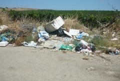 Il fenomeno dell'abbandono dei rifiuti