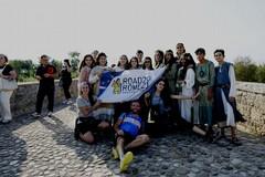 "Gran finale per la marcia europea ""Via Francigena. ROAD TO ROME 2021. START AGAIN!"""