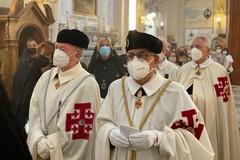 Pasquale Sgaramella, preside della Sezione di Andria dell'Ordine Equestre del Santo Sepolcro