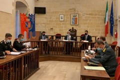 Canosa : Focus sull'ordine e sicurezza pubblica
