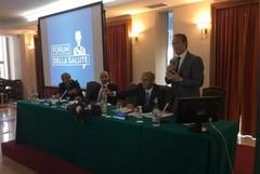 Forum della Salute, intervento Presidente Spina