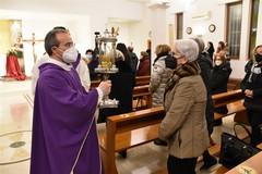La Sacra Spina nella Chiesa di Santa Teresa del Bambin Gesù