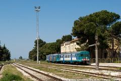 Elettrificazione completa linea Barletta-Spinazzola