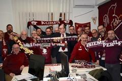 Toro Club BAT-Valentino Mazzola su Tuttosport