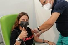 Canosa: l'83% della popolazione ha ricevuto la prima dose di vaccino
