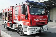 Vigili del fuoco : stesso organico da vent'anni