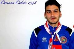 Davide Zambetta resta al Canosa Calcio 1948