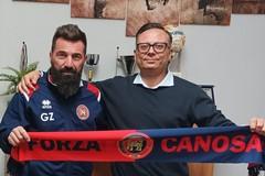 Girolamo Zinfollino è il nuovo allenatore del Canosa Calcio
