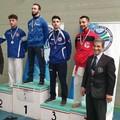 Luca Silvestri va  ai campionati italiani di Karate
