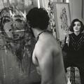 Madonna si fa ritrarre da un artista pugliese