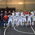 Playled Canosa stende l'Olympique Ostuni