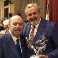 """A Lino Banfi e  Michele Emiliano il Premio  """"Vigna d'Argento """""""