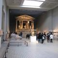 Il fregio dell'Ipogeo del Cerbero al British Museum di Londra