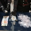 Un arresto per droga