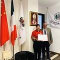 Riccardo Di Matteo, nuovo vicepresidente camera commercio provincia Jiangxi
